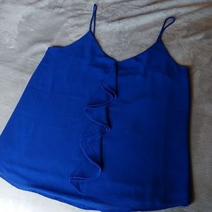 Blue Cami Top by Norah